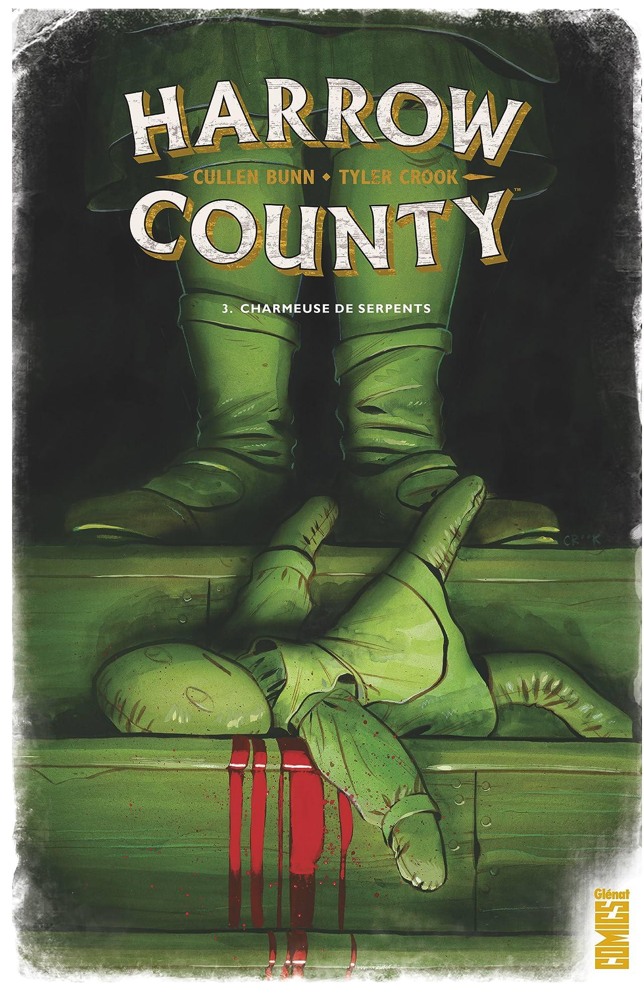 Harrow County Vol. 3: Charmeuse de serpents