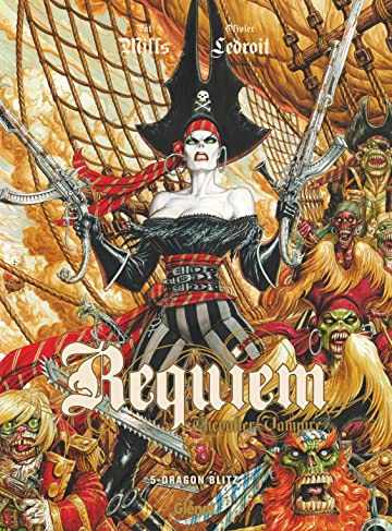 Requiem Vol. 5: Dragon Blitz