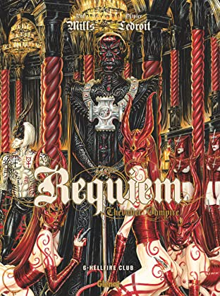 Requiem Vol. 6: Hellfire Club