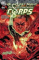 Green Lantern Corps (2006-2011) #44