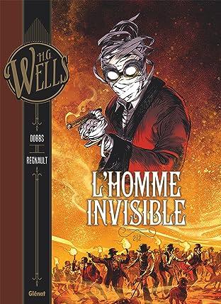 L'homme invisible Vol. 2: Golem