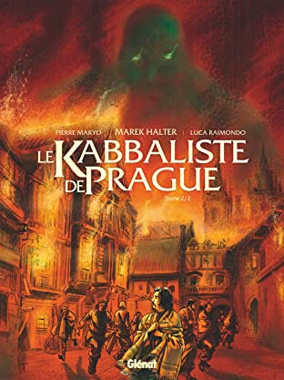 Le Kabbaliste de Prague Vol. 2