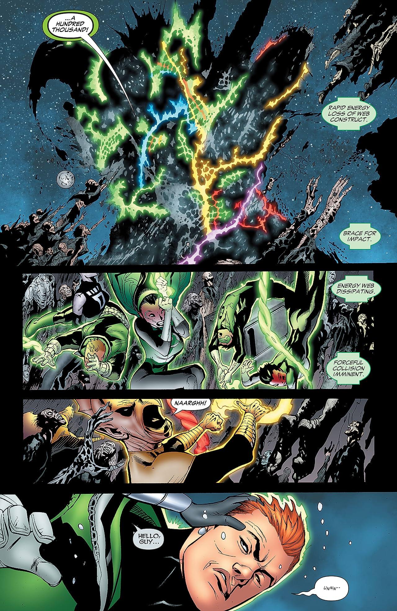Green Lantern Corps (2006-2011) #46