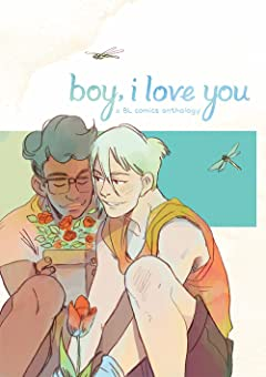 Boy, I Love You: A BL Comics Anthology