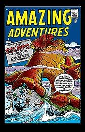Amazing Adventures (1961) #6