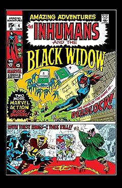 Amazing Adventures (1970-1976) #4