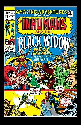 Amazing Adventures (1970-1976) #6