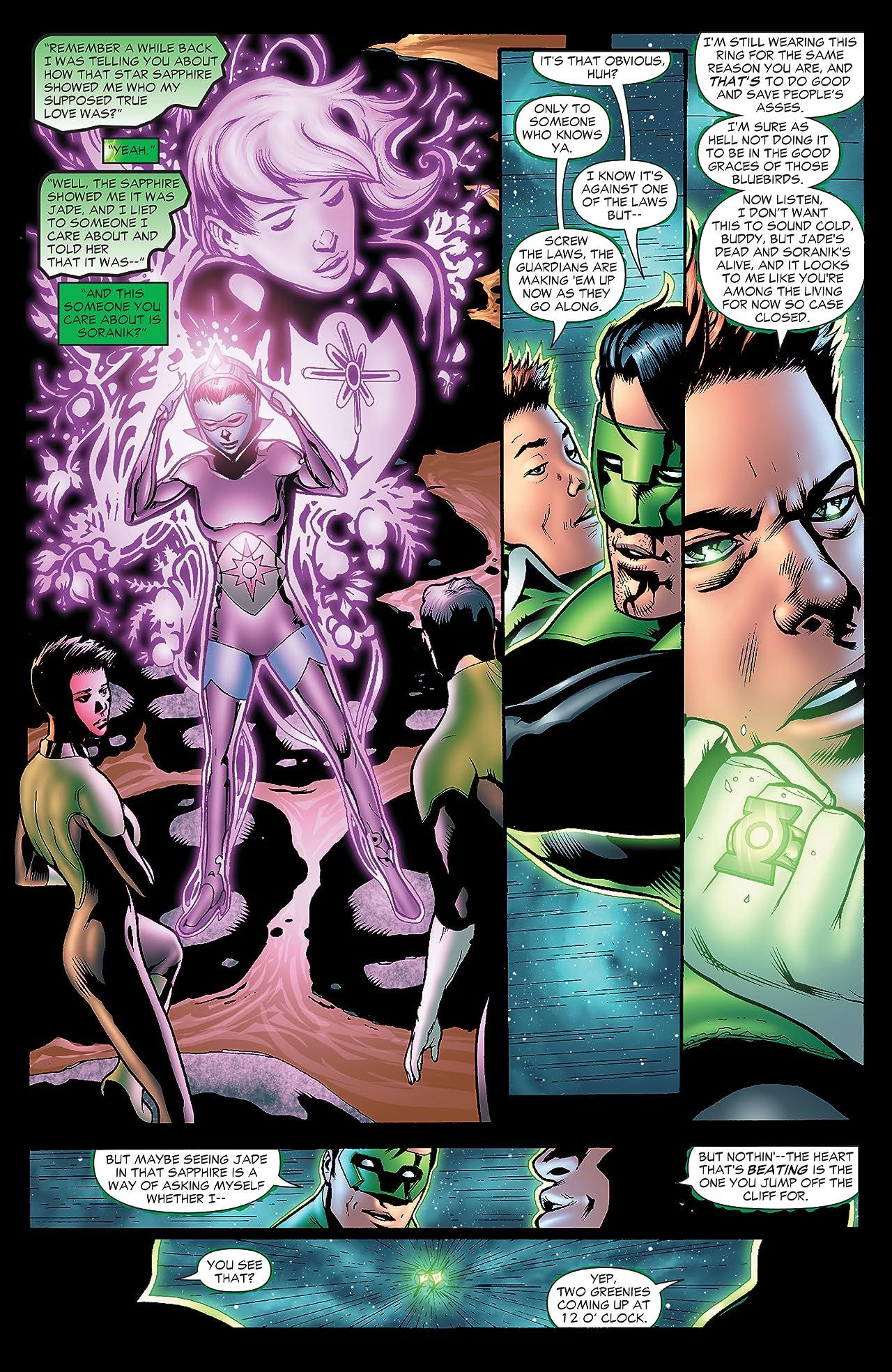 Green Lantern Corps (2006-2011) #39