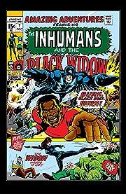Amazing Adventures (1970-1976) #7