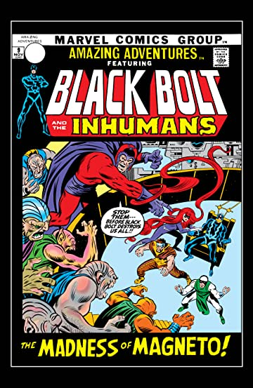Amazing Adventures (1970-1976) #9