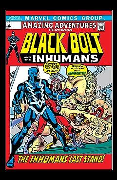 Amazing Adventures (1970-1976) #10