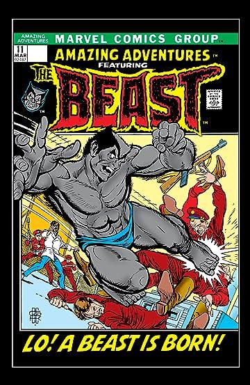 Amazing Adventures (1970-1976) #11