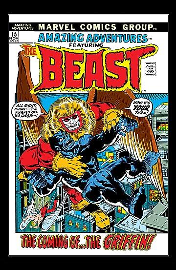 Amazing Adventures (1970-1976) #15