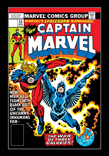 Captain Marvel (1968-1979) #53