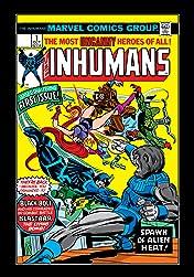 Inhumans (1975-1977) #1