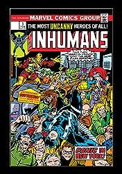 Inhumans (1975-1977) #3