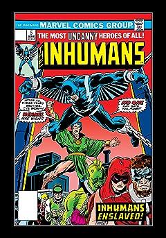Inhumans (1975-1977) #5