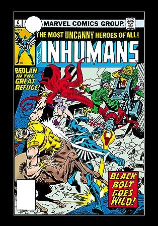 Inhumans (1975-1977) #6