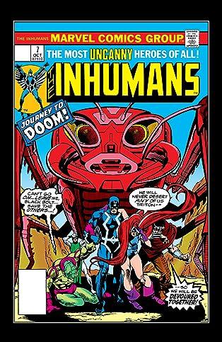 Inhumans (1975-1977) #7