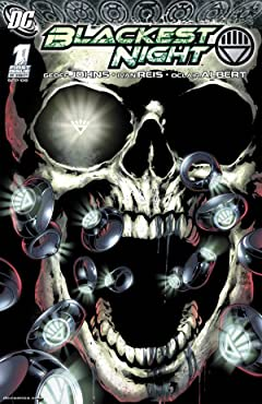 Blackest Night No.1 (sur 8)