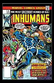 Inhumans (1975-1977) #9