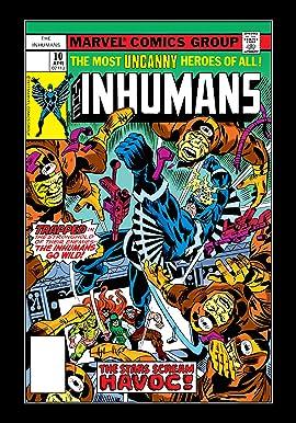 Inhumans (1975-1977) #10