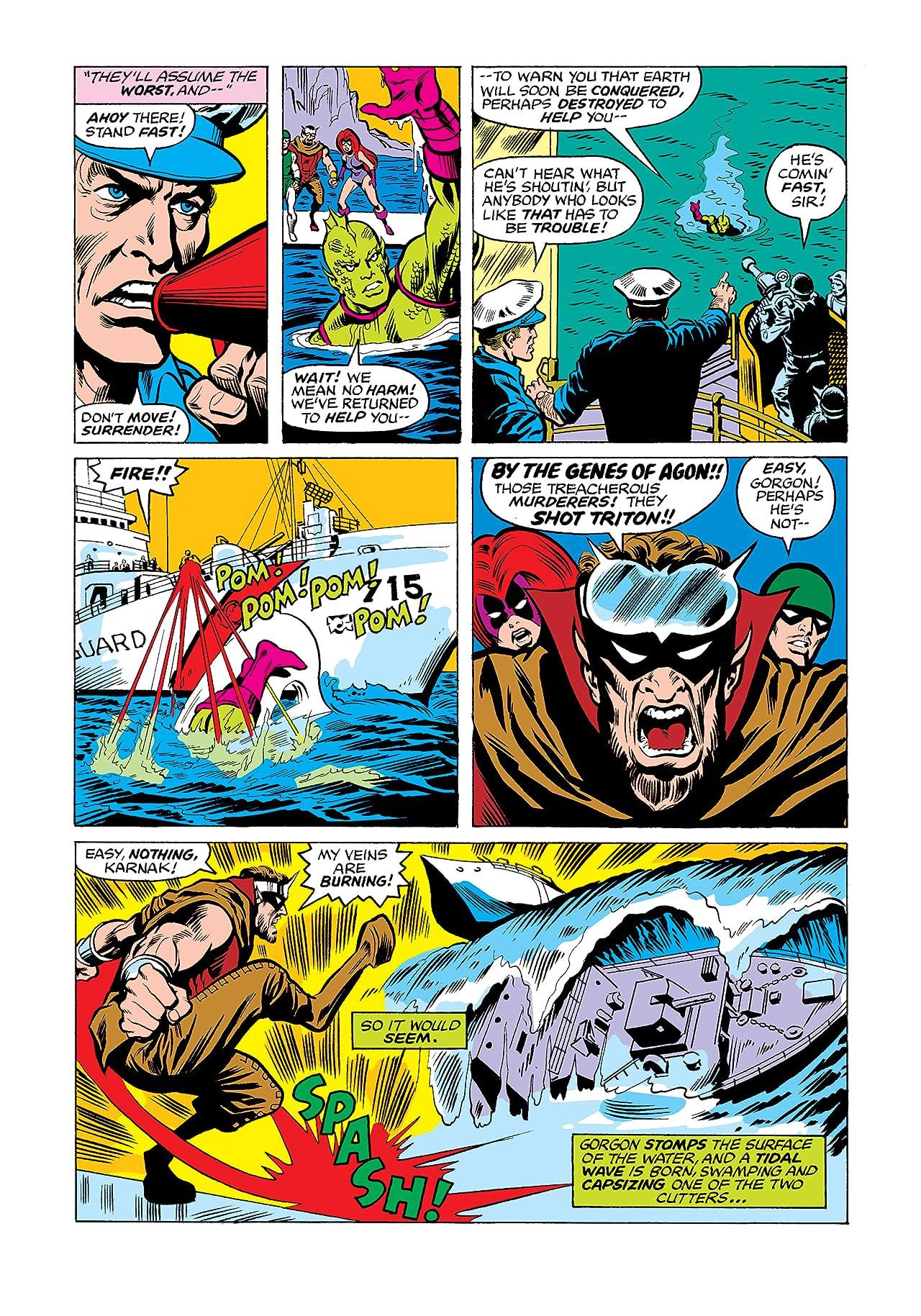 Inhumans (1975-1977) #11