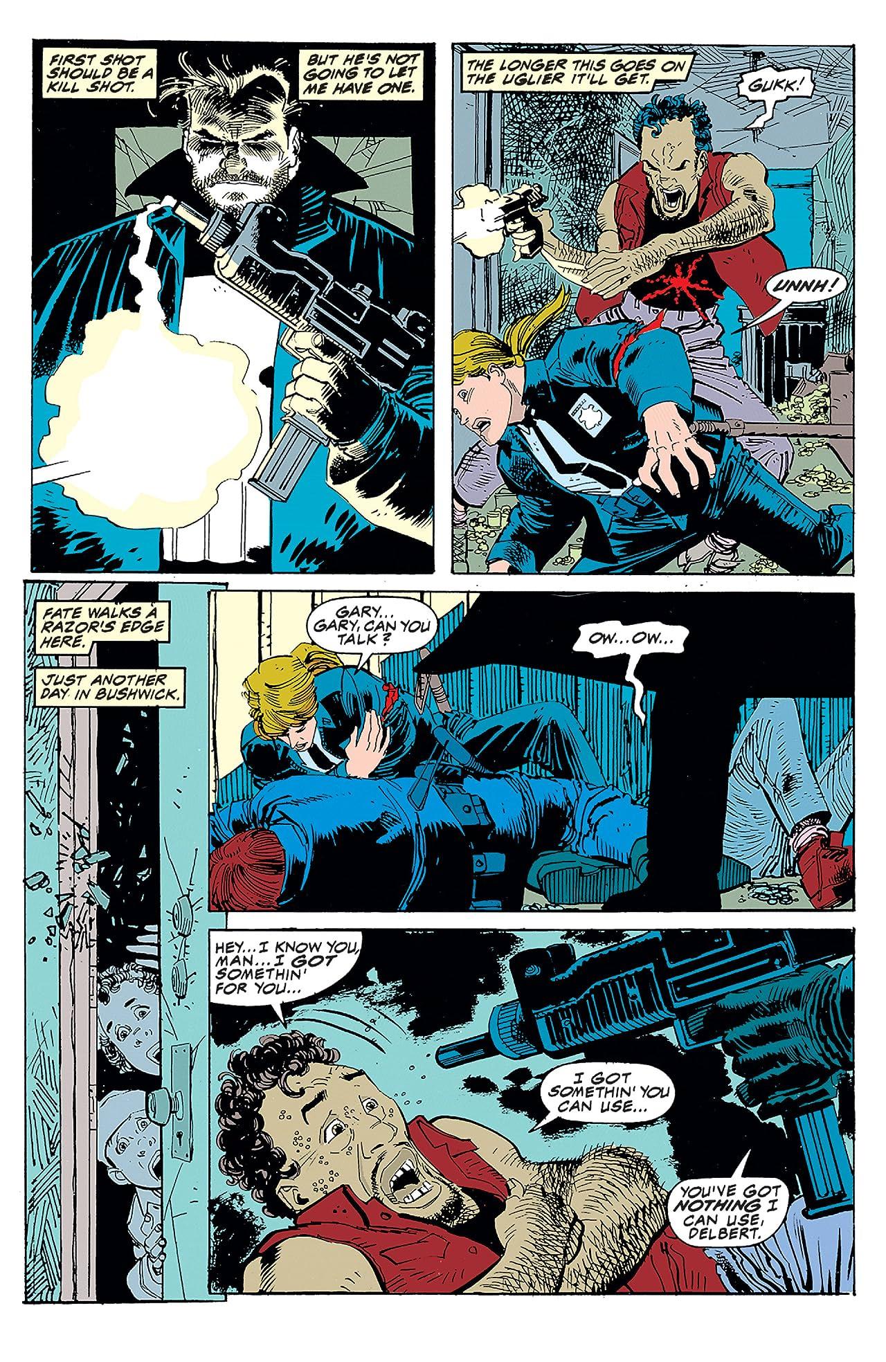 The Punisher: War Zone (1992-1995) #1
