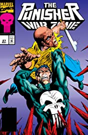 The Punisher: War Zone (1992-1995) #27