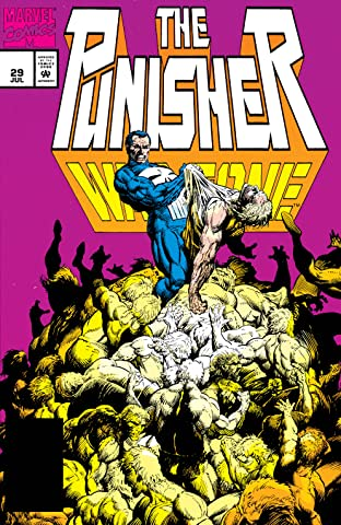 The Punisher: War Zone (1992-1995) #29
