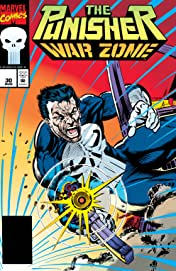 The Punisher: War Zone (1992-1995) #30