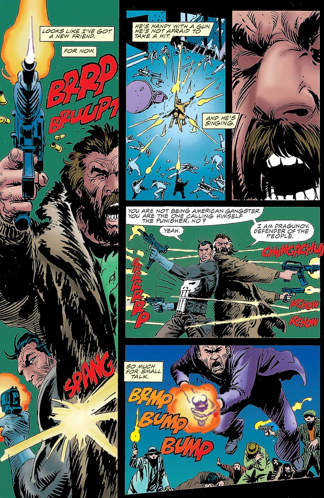 The Punisher: War Zone (1992-1995) #32