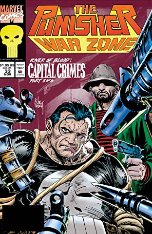 The Punisher: War Zone (1992-1995) #33