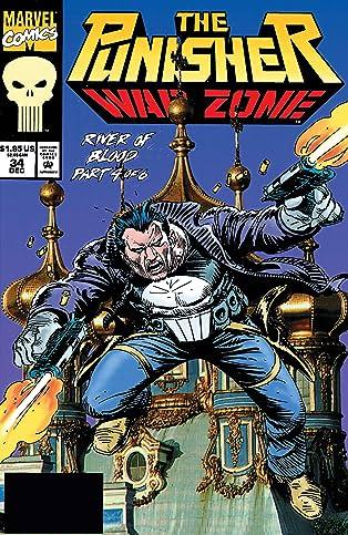 The Punisher: War Zone (1992-1995) #34