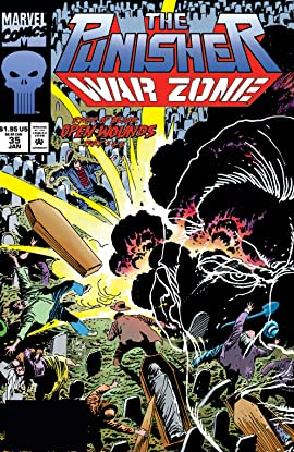 The Punisher: War Zone (1992-1995) #35