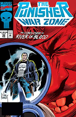The Punisher: War Zone (1992-1995) #36