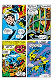 Sub-Mariner (1968-1974) #3
