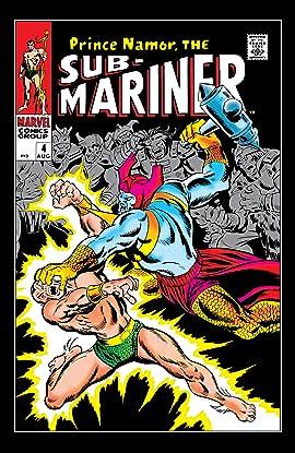 Sub-Mariner (1968-1974) #4