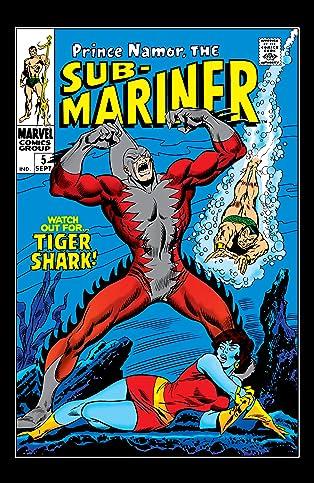 Sub-Mariner (1968-1974) #5