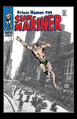Sub-Mariner (1968-1974) #7