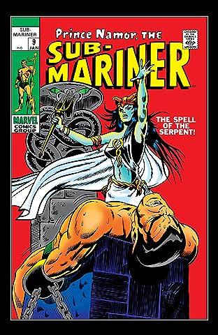 Sub-Mariner (1968-1974) #9