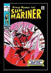 Sub-Mariner (1968-1974) #11