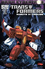 Transformers: Robots In Disguise (2011-2016) #23: Dark Cybertron Part 3