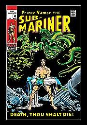 Sub-Mariner (1968-1974) #13