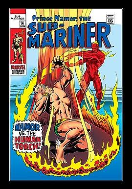 Sub-Mariner (1968-1974) #14