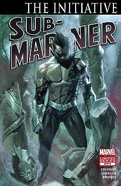 Sub-Mariner (2007) #2 (of 6)