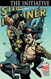 Sub-Mariner (2007) #3 (of 6)