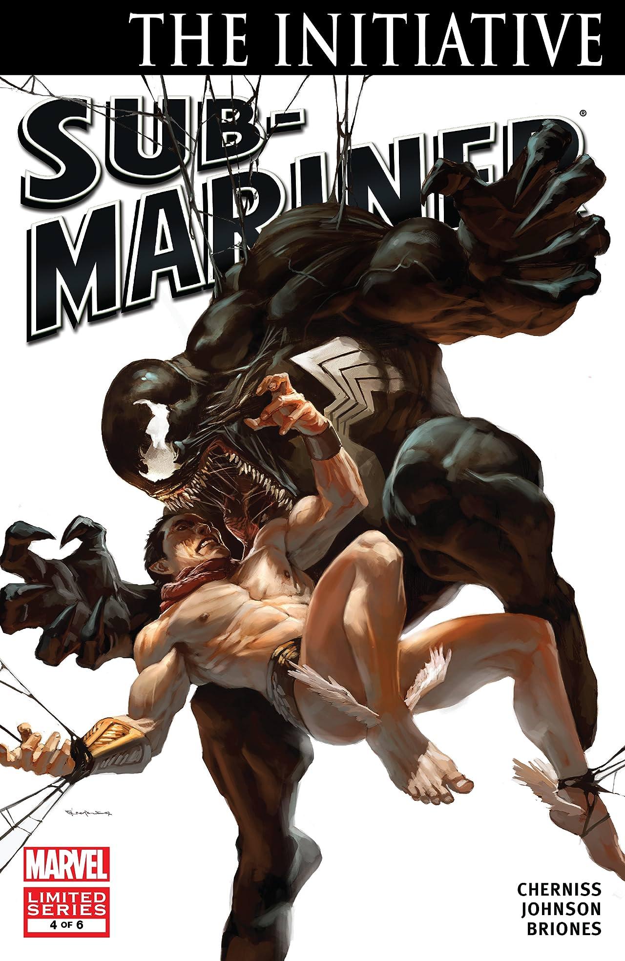 Sub-Mariner (2007) #4 (of 6)