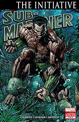 Sub-Mariner (2007) #5 (of 6)
