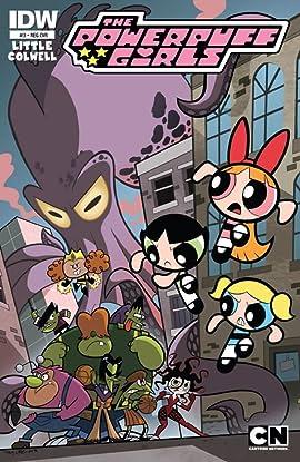 Powerpuff Girls No.3